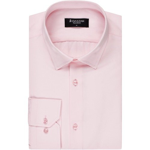 Koszula Tailored Oxford Light Pink