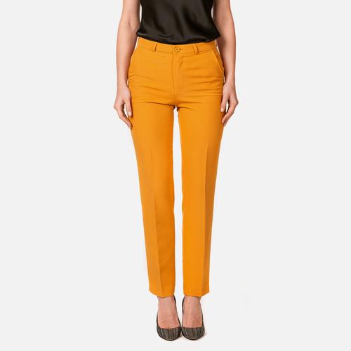 Spodnie damskie Mistery Yellow