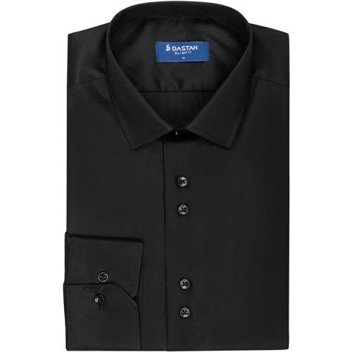Koszula Slim Fit Black