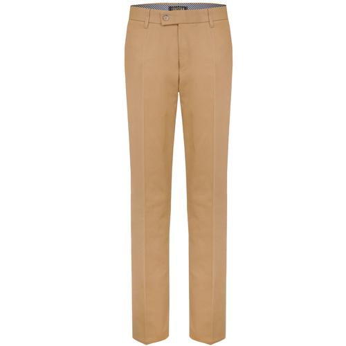 Spodnie Chino Camel