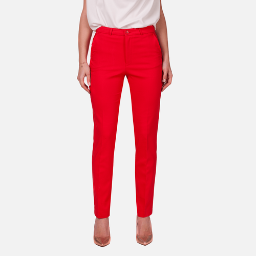 Spodnie damskie Mistery Rosso