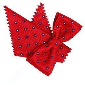 Mucha dziecięca Flower Red