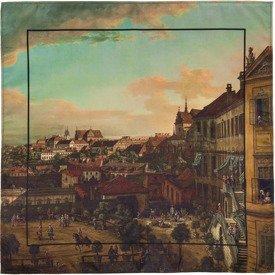 Poszetka Art Theme Town